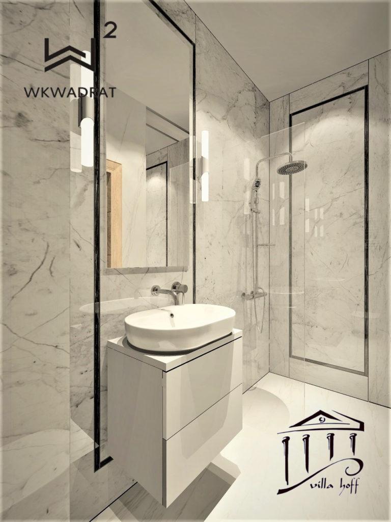 PROJEKTOWANIE I ARANŻACJA - ARCHITEKT WNĘTRZ OSTRÓD2-projekt-lazienki-pokoj-hotelowy-lux-projekty-wnetrz-pensjonatow-i-hoteli-pracownia-wkwadrat-pl