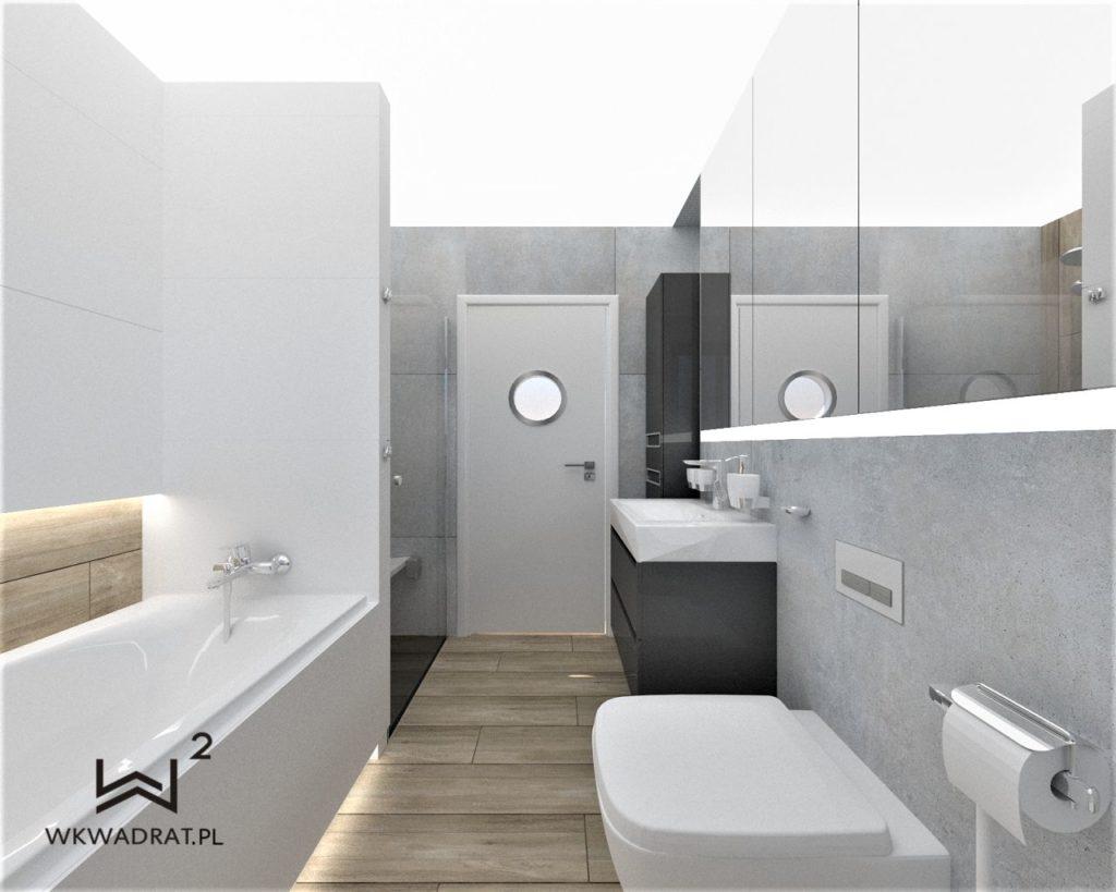 PROJEKTOWANIE I ARANŻACJA - ARCHITEKT WNĘTRZ OSTRÓDA 1-projekt-aranzacji-wnetrza-lazienki-drewno-betony-pracownia-wkwadrat-pl