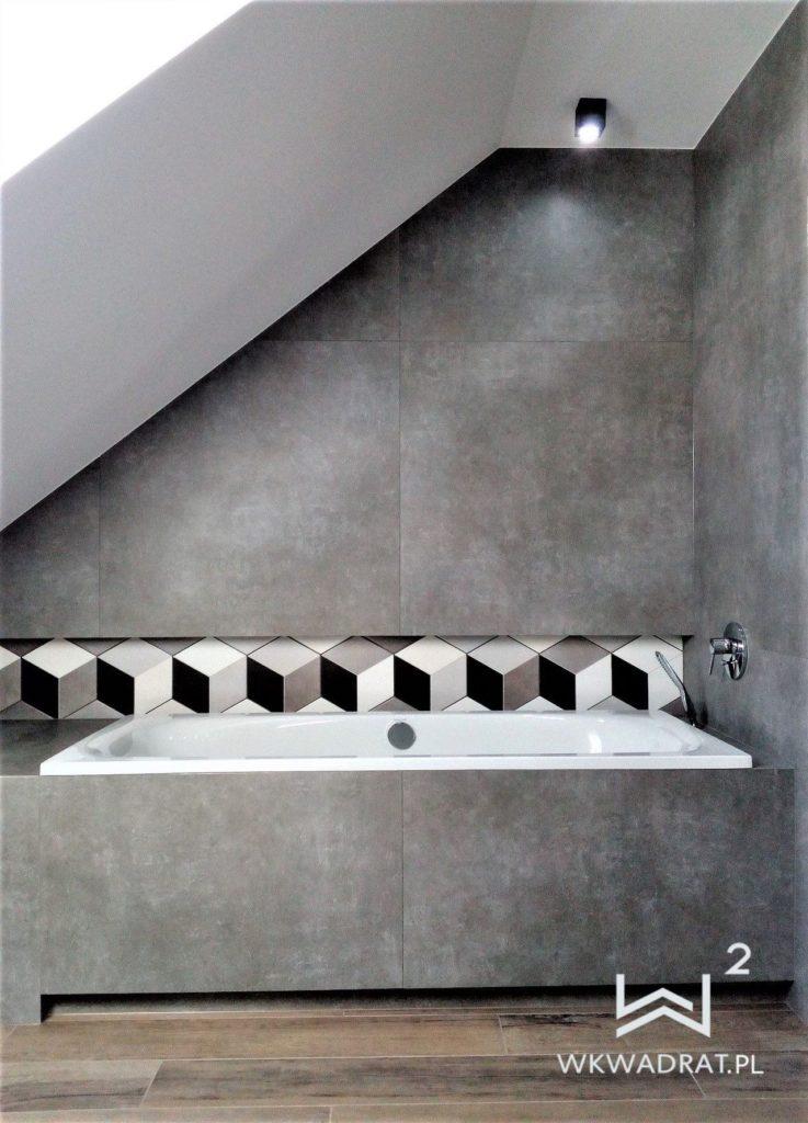 PROJEKTOWANIE I ARANŻACJA - ARCHITEKT WNĘTRZ OSTRÓDA realizacja-łazienki-5-dom-jednorodzinny-projektowanie-wnętrz-pracownia-wkwadrat-pl-4